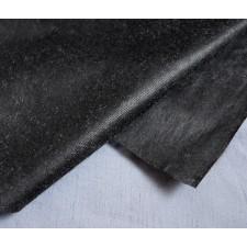Bild 1 Bügeleinlage schwarz