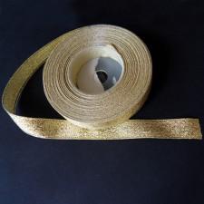 Bild 1 Lurexborte Gold 15 mm breit