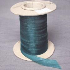 Bild 1 Organzaband Hellblau 12 mm breit