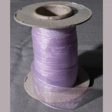 Bild 1 Organzaband Lavendel 25 mm breit