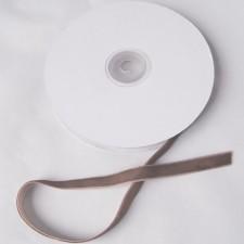 Bild 1 Samtborte Beige 9 mm breit