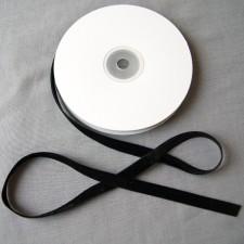 Bild 1 Samtborte Schwarz 13 mm breit
