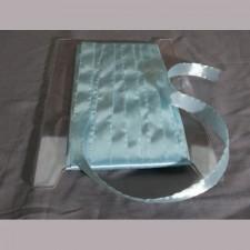 Bild 1 Satinband Hellblau 20 mm breit