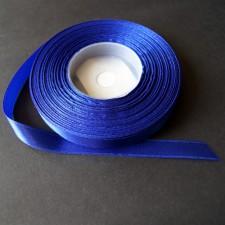 Bild 1 Satinband Dunkelblau 10 mm breit
