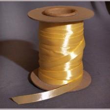 Bild 1 Satinband Gelb 10 mm breit