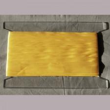 Bild 1 Satinband Gelb 20 mm breit