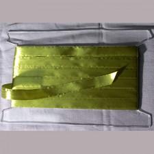 Bild 1 Satinband Maigrün 20 mm breit