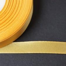 Bild 2 Satinband Hellgold 10 mm breit