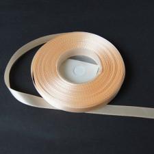 Bild 1 Satinband Lachsrosa 10 mm breit