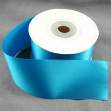Bild 1 Satinband Türkis 60 mm breit