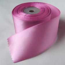 Bild 1 Satinband rosa 50 mm breit