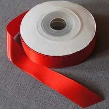 Bild 1 Satinband Rot 20 mm breit