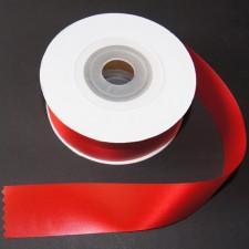 Bild 1 Satinband Rot 30 mm breit