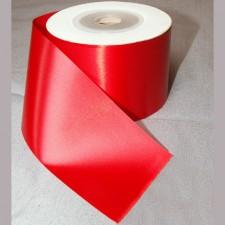 Bild 1 Satinband Rot 50 mm breit