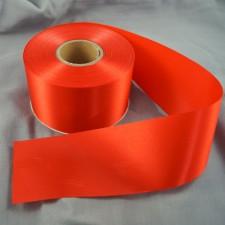 Bild 1 Satinband Rot 60 mm breit