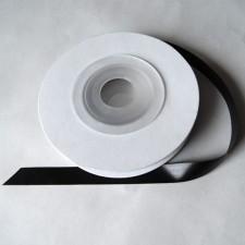 Bild 1 Satinband Schwarz 10 mm breit