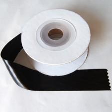 Bild 1 Satinband Schwarz 30 mm breit