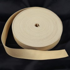 Bild 1 Gummiband Beige 30 mm breit