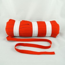 Bild 1 Gummiband Rot 15 mm breit