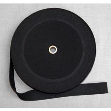 Bild 1 Gummiband Schwarz 25 mm breit