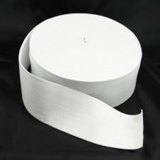 Bild 1 Gummiband Weiß 60 mm breit