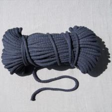 Bild 1 Kordel Baumwolle Dunkelblau 7 mm
