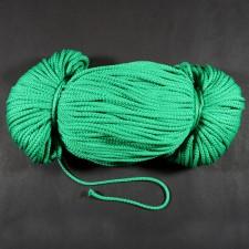 Bild 1 Kordel Polyester Grün 3 mm