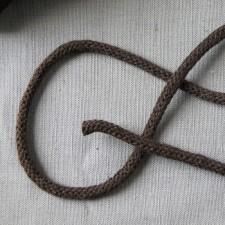 Bild 2 Kordel Baumwolle Mocca 5 mm