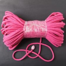 Bild 1 Kordel Baumwolle Pink 5 mm