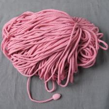Bild 1 Kordel Polyester Rosa 3 mm