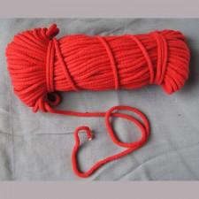 Bild 1 Kordel Baumwolle Rot 5 mm