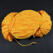 Bild 1 Kordel Polyester Sonnengelb 3 mm