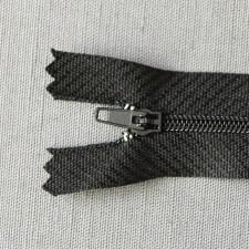 Bild 1 Reißverschluss 20 cm lang Schwarz