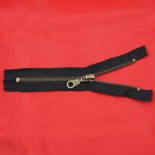 Bild 1 Reißverschluss 16 cm lang Schwarz