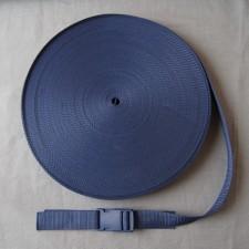 Bild 1 Gurtband Taschengurt Dunkelblau 25 mm breit