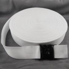 Bild 1 Gurtband Taschengurt Weiß 50 mm breit