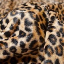 Bild 1 Fellimitat Leopard