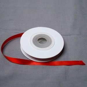 Bild 1 Satinband Rot 10 mm breit