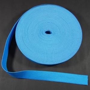 Bild 1 Gummiband Hellblau 30 mm breit