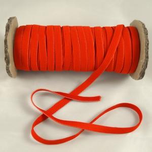 Bild 1 Gummiband Rot 8 mm breit