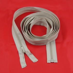 Bild 1 Reißverschluss 200 cm lang Beige