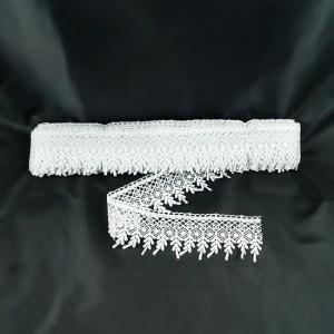 Bild 1 Guipure Weiß 5 cm breit Nr. 8