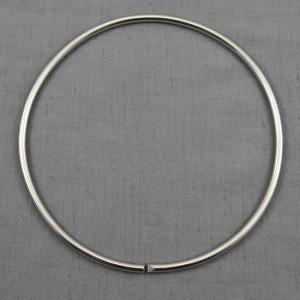Bild 1 Ring aus Stahl 150 mm