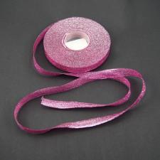 Bild 1 Lurexborte Pink 12 mm breit