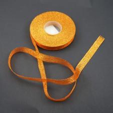 Bild 1 Lurexborte Orange 12 mm breit