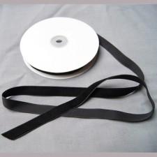 Bild 1 Samtborte Schwarz 9 mm breit