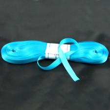 Bild 1 Satinband Türkis 10 mm breit