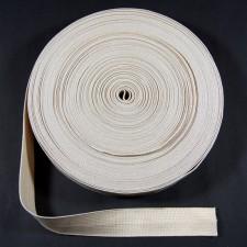 Bild 1 Gummiband Beige 25 mm breit