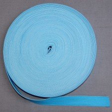 Bild 1 Gummiband Hellblau 20 mm breit