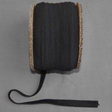 Bild 1 Gummiband Schwarz 15 mm breit